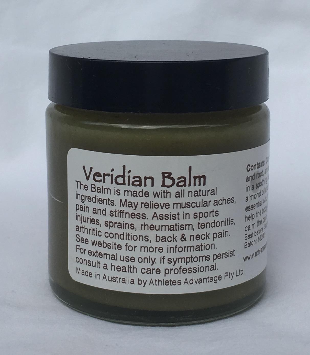 Veridian Balm